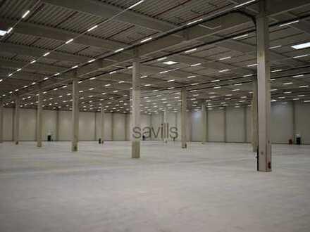 Moderne Logistikimmobilie in Wuppertal / Teilbar ab 8.000 m² / Provisionsfrei über Savills