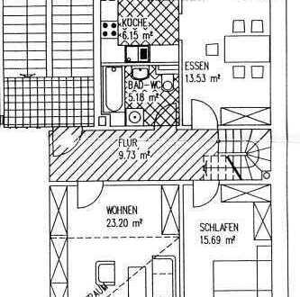 3,5-Zimmerwohnung