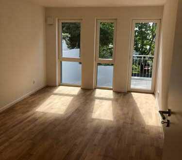 Erstbezug: stilvolle 3-Zimmer-Wohnung (WG-Tauglich!!) mit EBK, Balkon und schöne große Terrasse