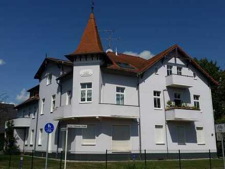 Gemütliche 3 Zimmerwohnung im Dachgeschoss