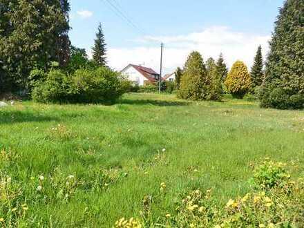 Großzügiges Baugrundstück mit altem Gebäude in Bad Waldsee - Ideal für Bauträger