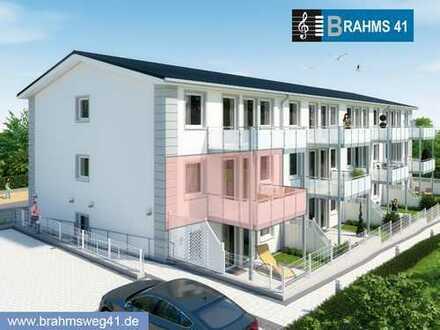 3-Zi/83,08 m² Komfort-ETW Balkon | barrierefrei nach LBO