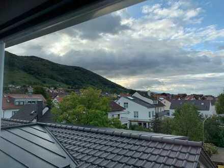 Neuwertige 3-Zimmer-Wohnung mit Einbauküche in Schriesheim