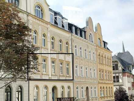 Kapitalanleger • 112,5 qm • 2 Eigentumswohnungen • BelEtage in Jugenstilvilla • Plauen