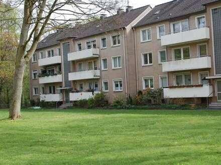 Ruhig gelegene Zweizimmer-Erdgeschoßwohnung in Duisburg-Marxloh