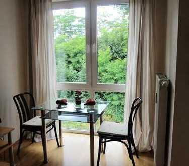 Kleiner Wohntraum,möbliert für Berufspendler zu Pauschalmiete in KL-Ost