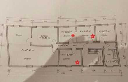 4-Zimmer Wohnung im Zentrum Heroldsbergs