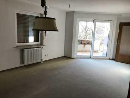 Gepflegte 2-Zimmer-Wohnung mit Balkon in Bad Mergentheim
