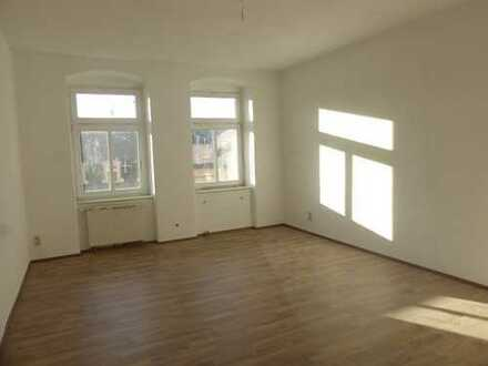 Annaberger Innenstadt/ 2-Raum-Wohnung mit Balkon