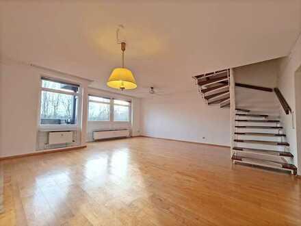 Schicke Maisonette-Wohnung in zentraler Lage