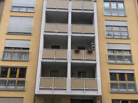 Schicke 2-Zimmer-Galerie-Wohnung mit einer Süd-Dachloggia