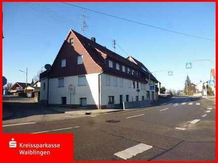Achtung Kapitalanleger! Vierfamilienhaus mit Scheune, Stall und separatem Bauplatz!