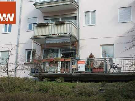 Schnuckelige 1-Zimmer-Wohnung mit Balkon in Lörrach-Stetten, direkt an der Schweizer Grenze