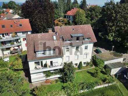 Gemütliche 2-Zimmer Wohnung in Allmannsdorf
