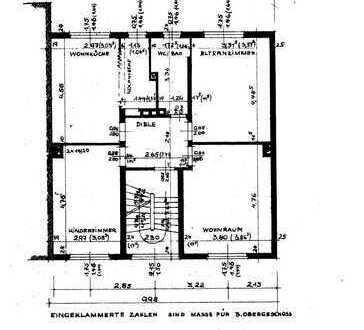 Modernisierte 3-Zimmer-Wohnung mit Balkon in Recklinghausen