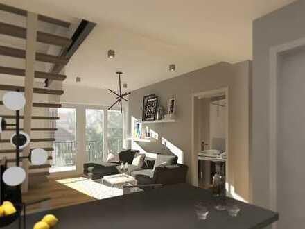 Einzigartige 2-Zimmer-Wohnung im Herzen Landaus inkl. Dachterrasse