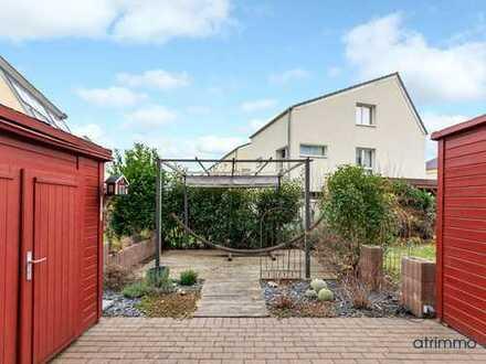 Nachhaltig, modern und individuell! 155 qm großes Passivhaus mit Garten. In Köln-Wahn.