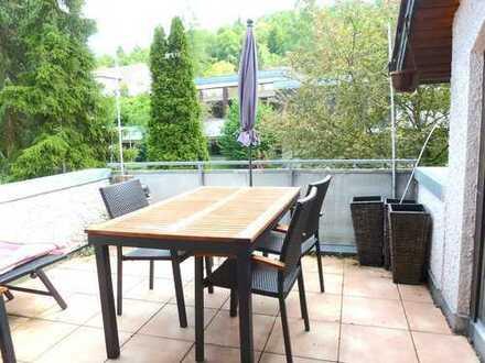 Hochwertige 3,5 Maisonette-Wohnung mit Dachterrasse und EBK
