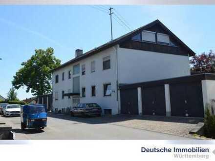 8-Familienhaus in Grafenau mit weiterem Grundstück