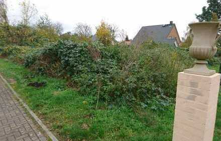 Idyllisches, ruhiges Grundstück mit Baugenehmigung in Marquardt bei Potsdam/Berlin