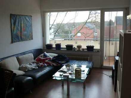 helle 2-Zimmer-Wohnung in Kerpen-Horrem mit Balkon in Bahnhofsnähe