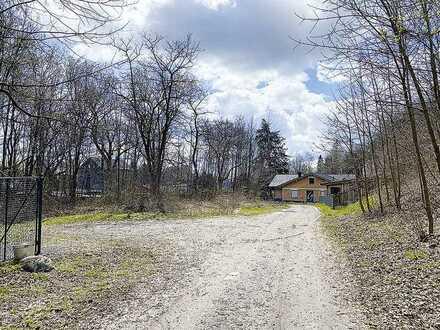 Vertragsfreies Baugrundstück in Sonneberg OT Köppelsdorf