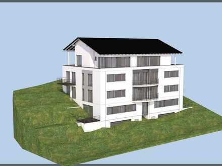 Erstbezug: schöne 2-Zimmer-Wohnung mit Balkon in Freudenberg