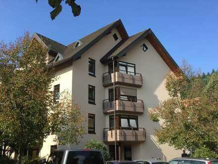 Großzügige 3-Zimmer-Wohnung mit 2 Balkonen und Einbauküche in Schopfheim
