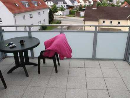Nette 2-Zimmer Wohnung in gepflegtem Mehrfamilienhaus