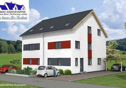 "DHH - Projektierung Neubaugebiet ""Roßdorf-Ost"" - Feldrandlage !!!"