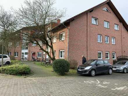 Gepflegte 4-Zimmer-Wohnung mit Garten in Olfen - WBS