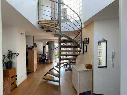 Neuwertige - Charmante - 3- Zimmer Maisonette Wohnung in Mittelbiberach