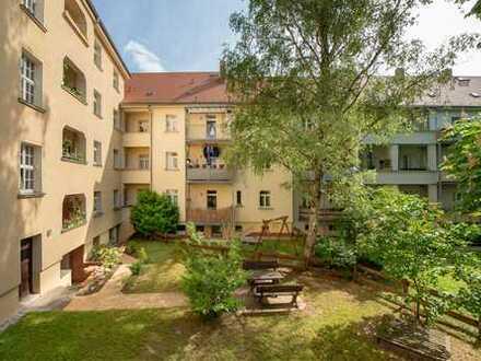 Wunderschöne 4 Raumwohnung in Gohlis-Süd mit Balkon