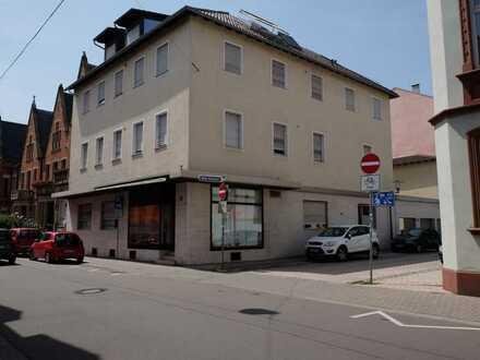 Gepflegte Wohnung mit drei Zimmern und Balkon in Speyer