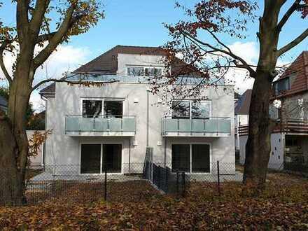 Erstbezug Nähe Klinikum: helle 3,5-Zimmer-Wohnung mit Balkon in Stadtbergen