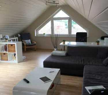 Studiowohnung mit Dachterrasse in zentraler Lage
