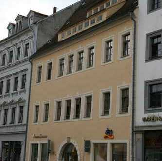 Gewerbeeinheit in Erster Lage direkt am Obermarkt in Freiberg