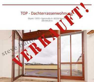 TOP: Dachterrassenwohnung
