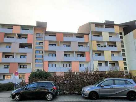 Kapitalanlage! 1-Zimmerwohnung mit Balkon und PKW-Stellplatz