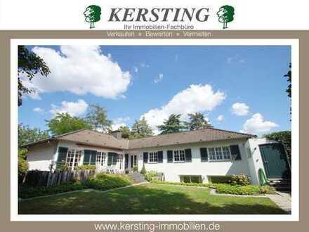 KR-Verberg! Wunderschöner Walmdach-Bungalow mit 170m² ebenerdiger Wohnfläche
