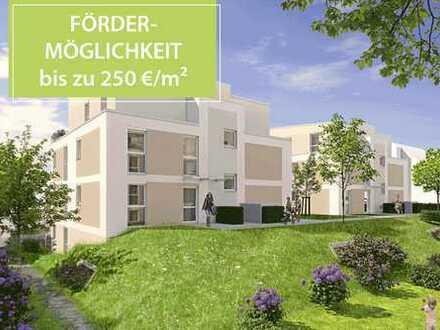 Keine altersgerechte Wohnung? Unser Neubauprojekt bietet Ihnen Wohnkomfort auf einer Ebene