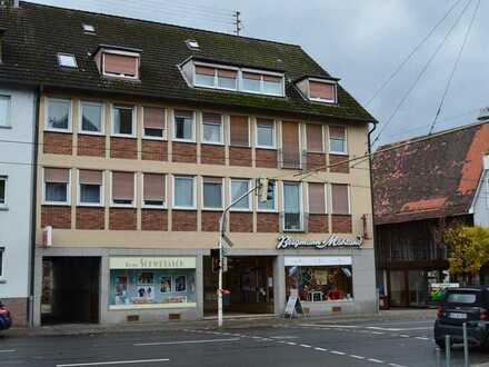 Zentral gelegenes Ladengeschäft in Seckenheim