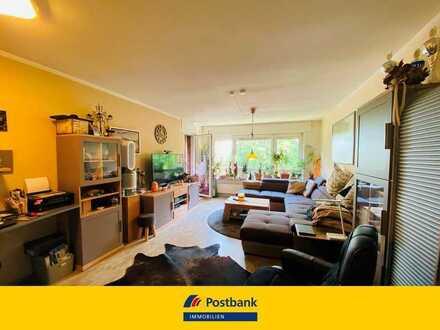 Komfortable, modernisierte 3-Zimmer Etagenwohnung mit Loggia & Garagenstellplatz in ruhiger Lage
