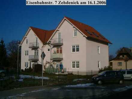3-Raumwohnung in Zehdenick