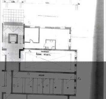 1.5-Zimmerwohnung im UG