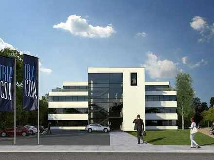 Büroneubau im TRIACON PARC - nahe A2 und Flughafen Braunschweig