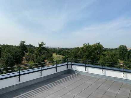 Ihre Dachterrasse, Ihre Aussicht, Ihr Penthouse - NEUbau-Erstbezug