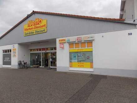 Gut frequentiertes Kiosk in Netto Filiale zu vermieten
