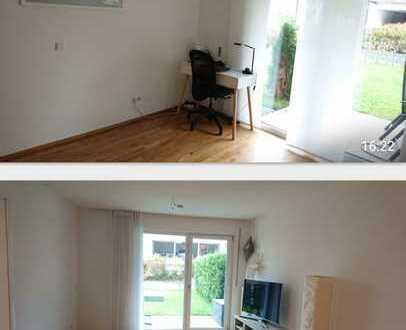 Exklusive, neuwertige 2-Zimmer-EG-Wohnung mit EBK in Erlangen
