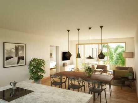 schöne 3-Zimmer Erdgeschosswohnung mit 2 Terrassen
